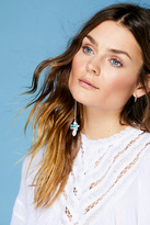 Free People Stone Drop Hair Charm