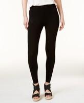 Eileen Fisher SYSTEM SYSTEM Jersey Knit Ankle Leggings, Regular & Petite