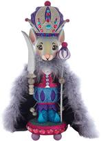 Kurt Adler 15'' Mouse King Holly Wood Nutcracker