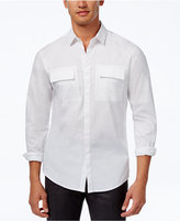 INC International Concepts Men's Mesh Pocket Shirt, Created for Macy's