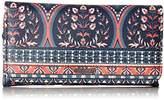 Roxy My Long Eyes Printed Tri-Fold Wallet Wallet,One Size
