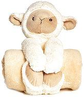 Elegant Baby Lambie Huggie Blanket