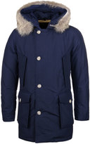 Woolrich Royal Blue Down Filled Arctic Parka