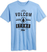 Volcom Men's Spotlight Graphic-Print Logo T-Shirt