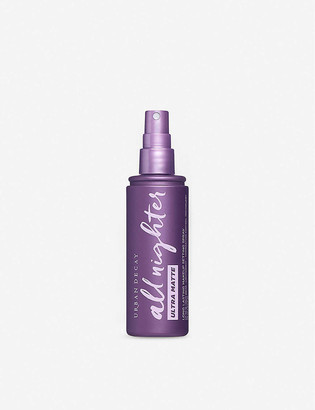 Urban Decay All Nighter Ultra Matte makeup setting spray 118ml