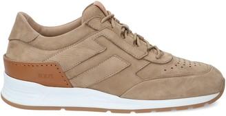 Tod's T Embossed Low-Top Sneakers