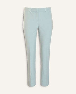 Ann Taylor The Petite Ankle Pant in End On End
