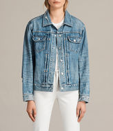AllSaints Ina Denim Jacket