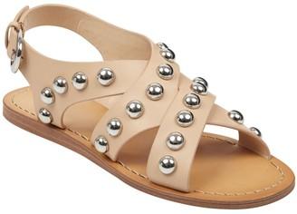 Marc Fisher Prancer Studded Crisscross Sandal