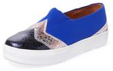 F-Troupe Flash Metallic Slip-On Sneaker