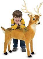 Melissa & Doug Deer Giant Plush