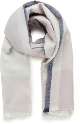 Forever New Layla Colourblock Scarf - Lilac Multi - 00