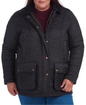 Barbour Plus Size Beadnell Polarquilt Coat