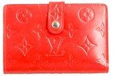 Louis Vuitton Vernis French Purse Wallet