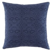 BCBGeneration Embroidered Floral Accent Pillow