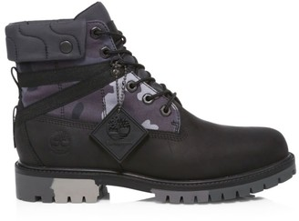 """Timberland 6"""" Heritage Work Boots"""