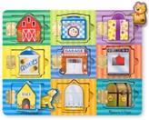 Melissa & Doug Magnetic Hide and Seek Set