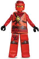 Lego Ninjago Kai Prestige Costume 4-6 Years