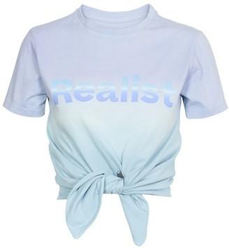 Paco Rabanne Tie-Dye t-shirt