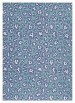 Momeni Leopard Print Rug
