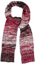 Rebecca Minkoff Striped Knit Muffler