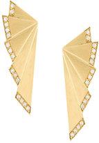 Ileana Makri Fan earrings