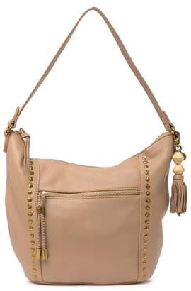 The Sak COLLECTIVE Simi Leather Studded Shoulder Bag