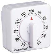Kitchen Craft Wind-Up Mechanical 2-Hour Kitchen Timer