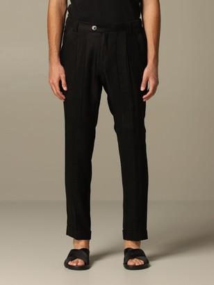 Alessandro Dell'Acqua Elegant Trousers