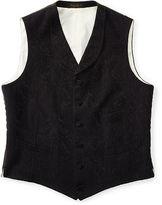 Ralph Lauren RRL Bryant Cotton-Blend Vest