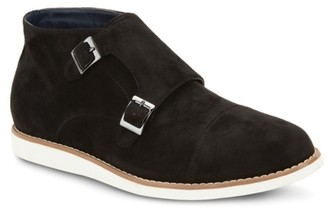 Reserved Footwear Ballaster Monk Strap Boot