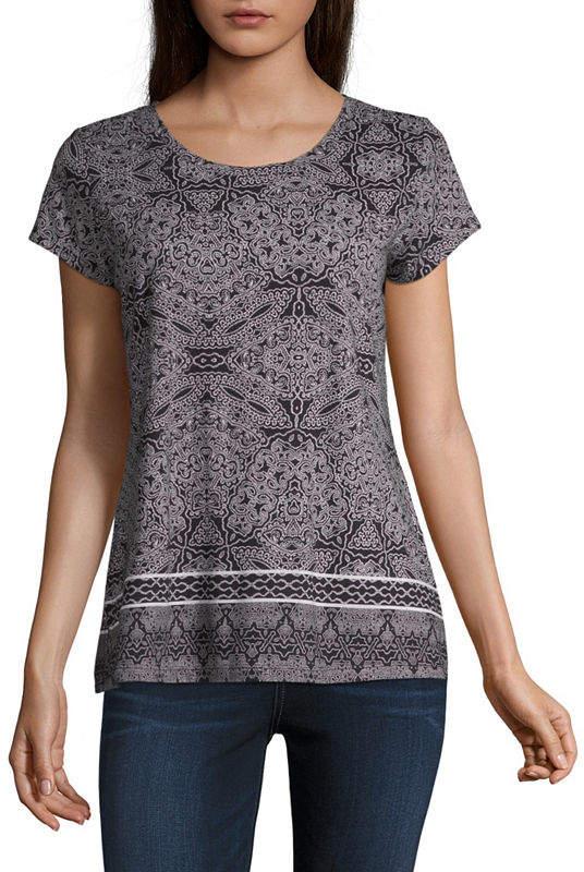 1316691d3c4 Liz Claiborne Women's Tees And Tshirts - ShopStyle