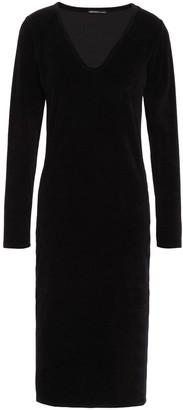 James Perse Cotton-blend Corduroy Dress
