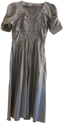 J.W.Anderson Blue Cotton Dresses