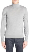 Lanvin Men's Wool Turtleneck Sweater
