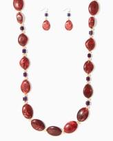 Charming charlie Organic Elegance Necklace Set