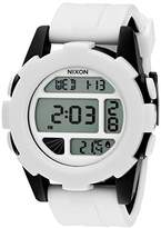 Nixon Men's A197SW2243-00 Digital White Watch