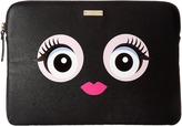 Kate Spade 13 Inch Monster Laptop Sleeve Case Computer Bags