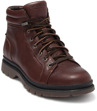 Sperry Watertown Leather Lace-Up Boot