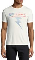 John Varvatos The Killers Graphic T-Shirt, Charcoal