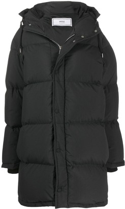AMI Paris Oversized Puffer Jacket