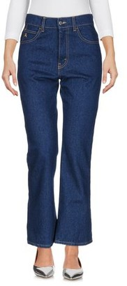 ATTICO Denim trousers