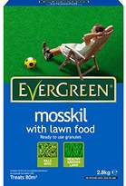 Evergreen 2.8 kg Mosskil with Lawn Food Carton