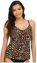 Magicsuit Cougar Chloe Soft Cup Tankini Top