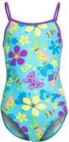 Zoggs Swimsuit blue/multicolor