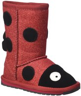 Emu Ladybird Sparkle Red (Tod/Yth) - Red-8 Toddler