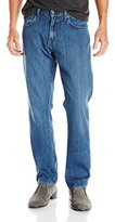 Agave Men's Waterman Relaxed Cut Straight Leg 5-Pocket Zip Fly