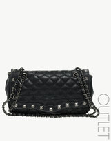 Paris Stud Clutch And Shoulder Bag