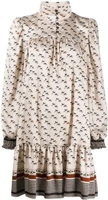 Altea Horse print dress