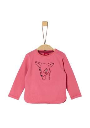 S'Oliver Baby Girls' 65.909.31.8905 T-Shirt